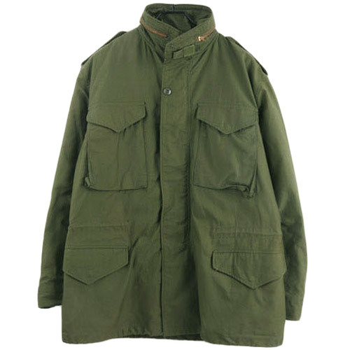 70'S ORIGINAL USA M-65 FIELD JACKET 미군 M-65 필드자켓 SIZE 100 루스, ROOS
