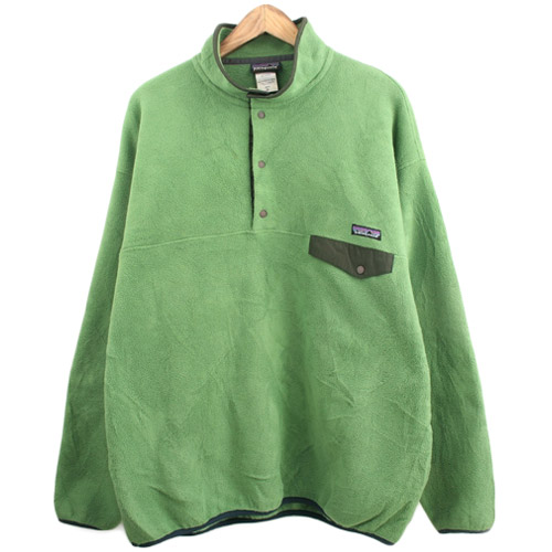 patagonia syinchilla snap-t made in usa 파타고니아 신칠라 스냅티 SIZE 110 루스, ROOS