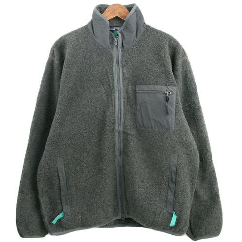 90's patagonia retro x file jacket  made in usa 파타고니아 레트로 엑스 SIZE 110 루스, ROOS