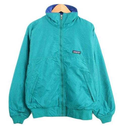 90's Patagonia fleece jacket Made in usa 파타고니아 플리스 자켓 SIZE 103 루스, ROOS