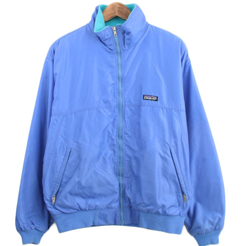 90's Patagonia fleece jacket Made in usa 파타고니아 플리스 자켓 SIZE 110 루스, ROOS