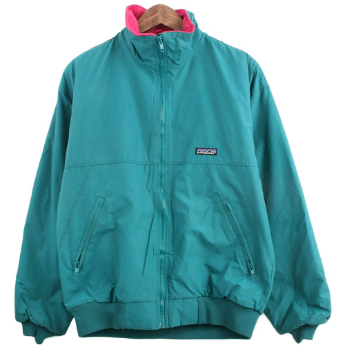 90's patagonia fleece jacket made in usa 파타고니아 플리스 자켓  SIZE 105 루스, ROOS