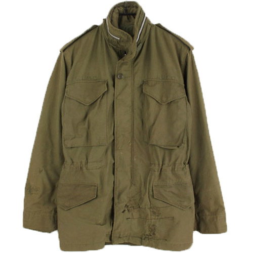 60'S ORIGINAL USA M-65 FIELD JACKET 미군 M-65 필드자켓 (95) 루스, ROOS
