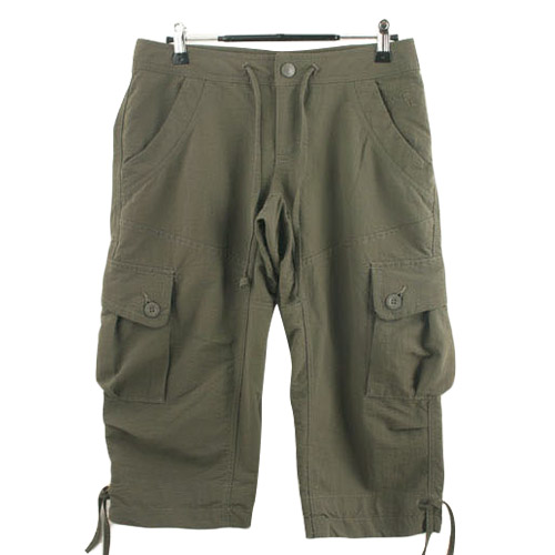 THE NORTH FACE 노스페이스 카고 7부 팬츠 SIZE 28 루스, ROOS